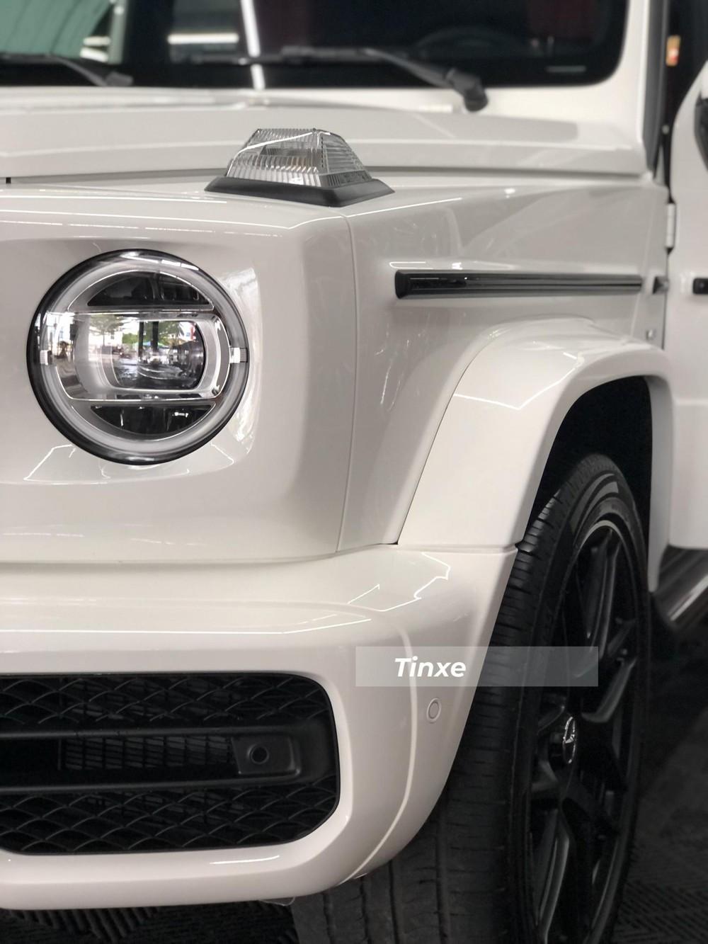 Mercedes-AMG G63 của nam ca sĩ Em Của Ngày Hôm Qua