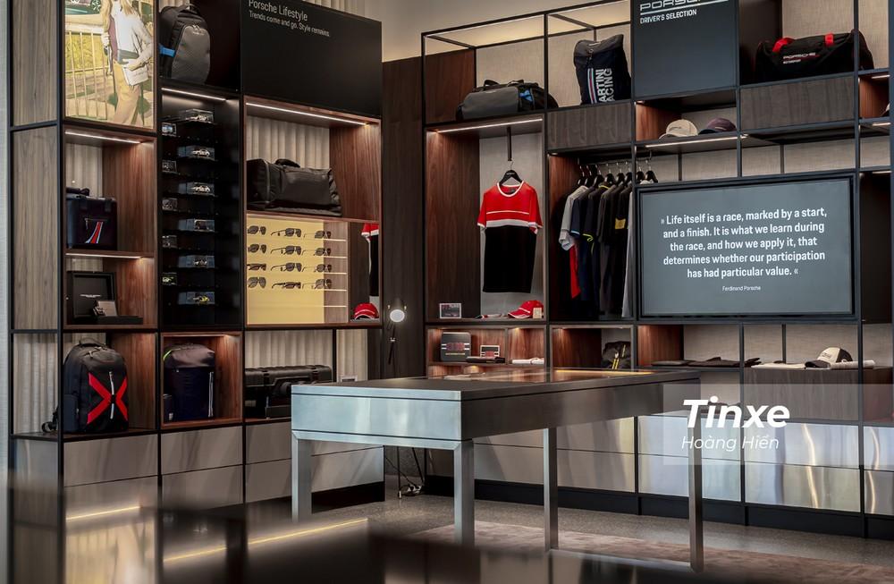 Không phụ thuộc vào các dịch vụ sau bán hàng nên các Studio của thương hiệu xe sang có thể đem đến nhiều không gian trải nghiệm hơn cho khách hàng của mình.