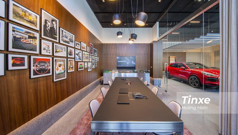 Với lợi thế về thiết kế nên các Studio sẽ có không gian riêng tư để phục vụ những khách hàng của mình.