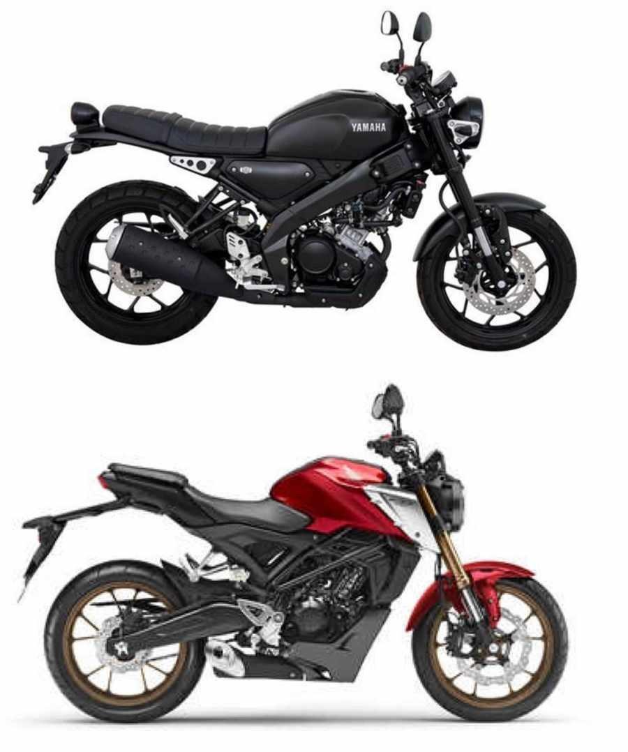 Hai chiếc Naked bike tân cổ điển sẽ là kỳ phùng địch thủ tại thị trường Châu Âu