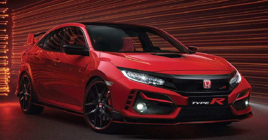 Honda Civic Type R 2021 ra mắt Indonesia