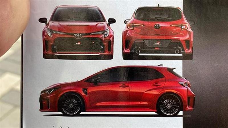 Toyota GR Corolla 2022 dự kiến dùng chung động cơ với GR Yaris nhưng mạnh hơn