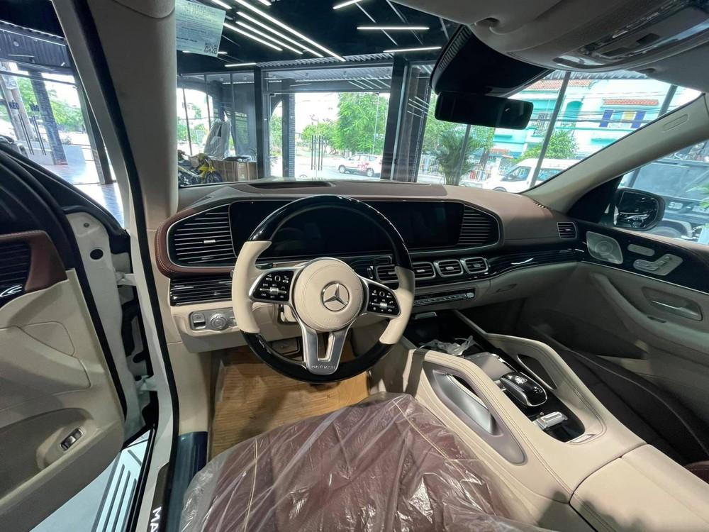 Nội thất chiếc SUV siêu sang Mercedes-Maybach GLS 600