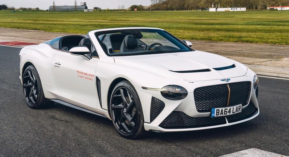 Bentley Bacalar Roadster Special - mẫu xe mui trần đắt giá của thương hiệu Anh quốc
