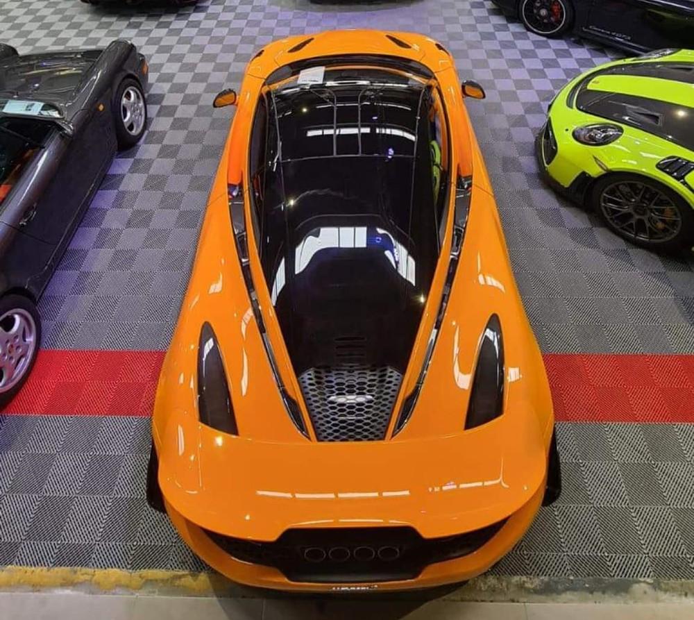 McLaren 765LT có công suất tối đa 755 mã lực