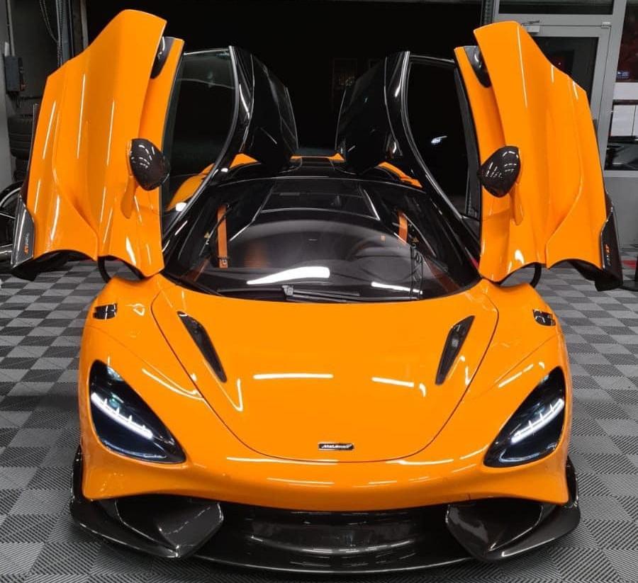 Thêm siêu xe giới hạn McLaren 765LT nhăm nhe về nước