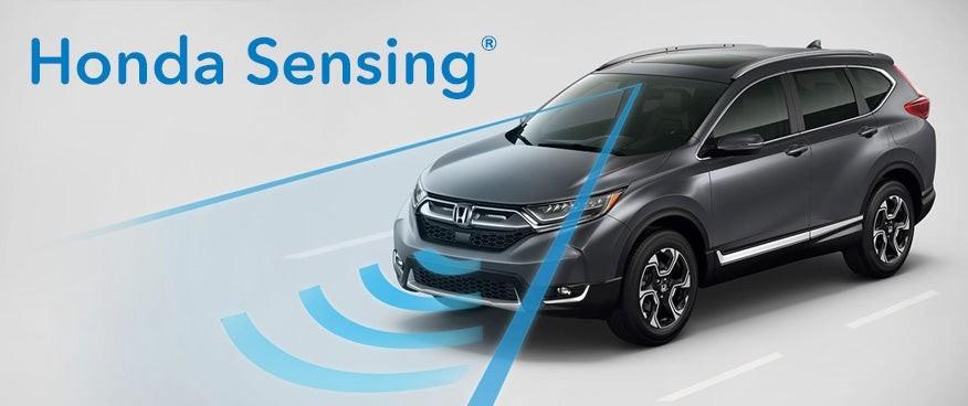 Cách thức hoạt động của Sensing Honda