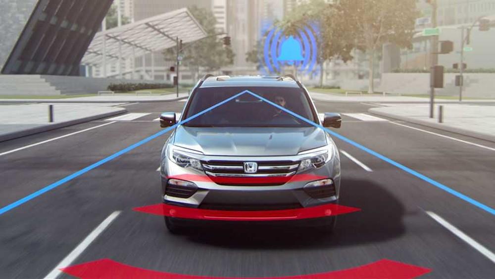 Sensing Honda