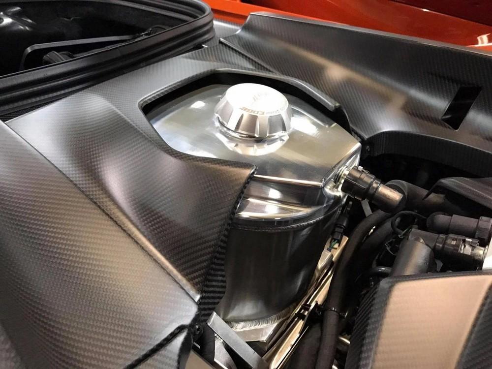 Động cơ của siêu xe Ford GT