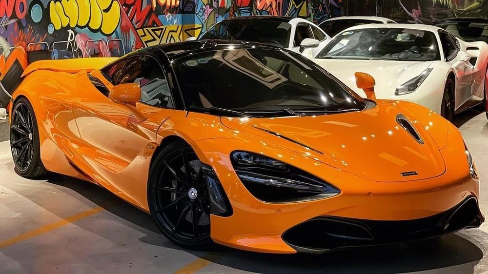 Siêu xe McLaren 720S Coupe có khoảng trên 6 chiếc về nước