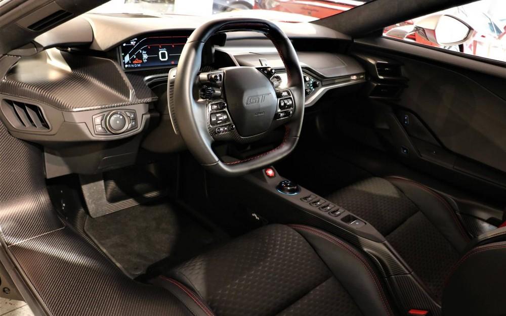Ford GT Heritage Edition hứa hẹn là món đồ chơi sưu tầm và tăng giá theo thời gian