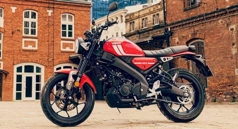 Yamaha XSR 125 2021 chính thức ra mắt tại thị trường Châu Âu