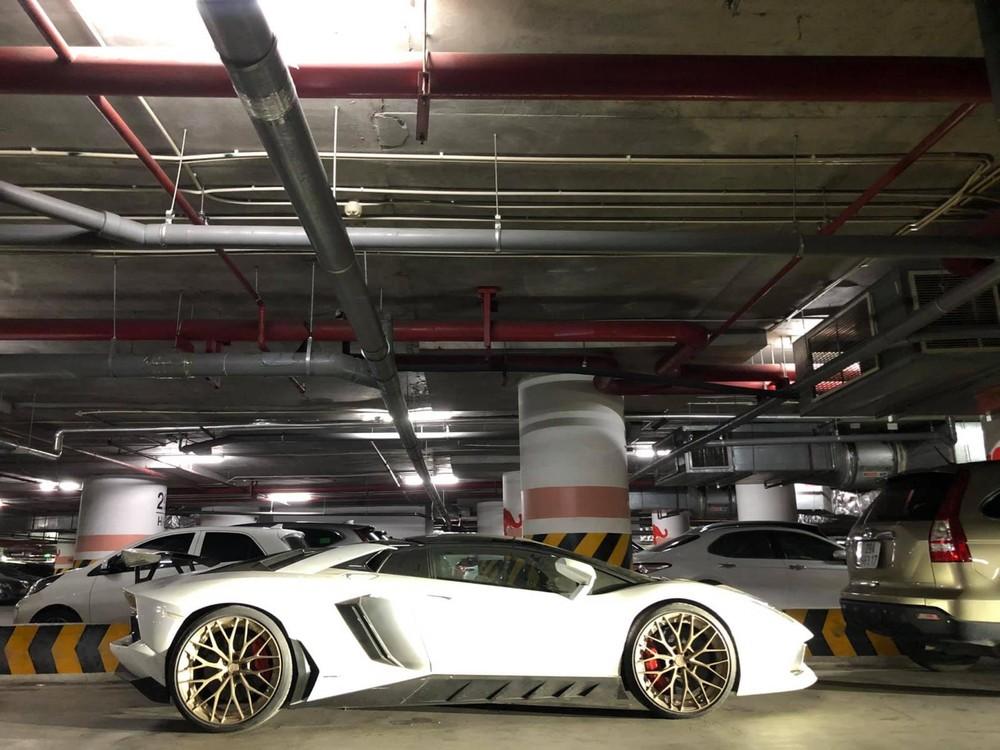 Chiếc siêu xe này có gói độ gần nửa tỷ đồng