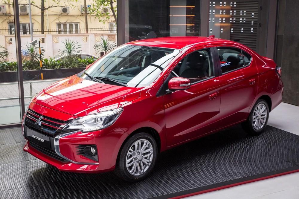 Mitsubishi Attrage tiếp tục bán vượt mốc 1.000 xe ở tháng 4/2021.