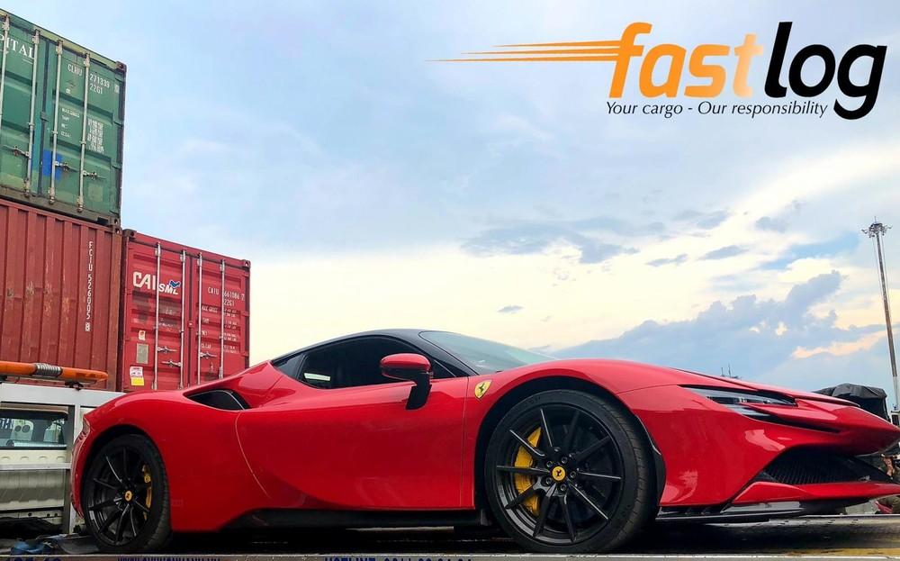 Ferrari SF90 Stradale đang là siêu xe hot nhất trên thế giới