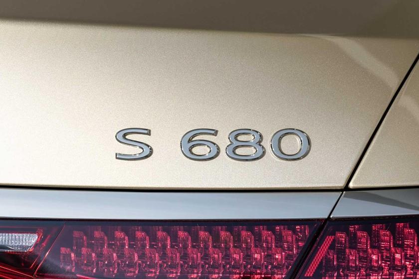 Mercedes-Maybach S680 2021 chắc chắn sẽ có giá cao