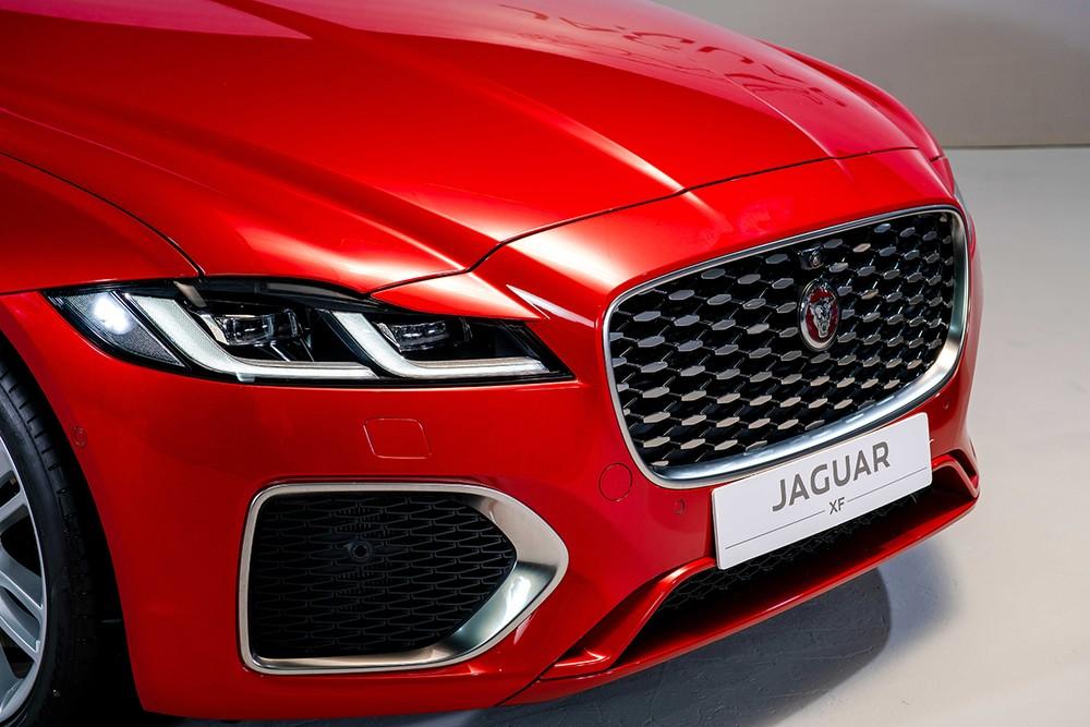 Diện mạo mới của Jaguar XF sắp ra mắt tại Việt Nam