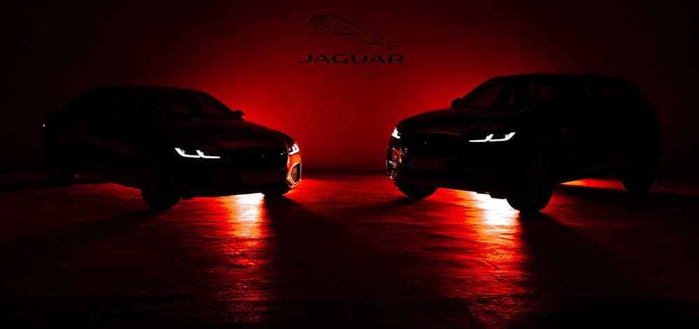 Jaguar XF và Jaguar F-Pace sẽ được ra mắt vào ngày 18/5/2021.