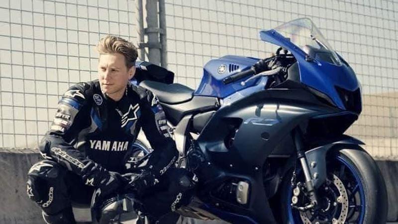 Yamaha R7 2021 lộ ảnh chính thức