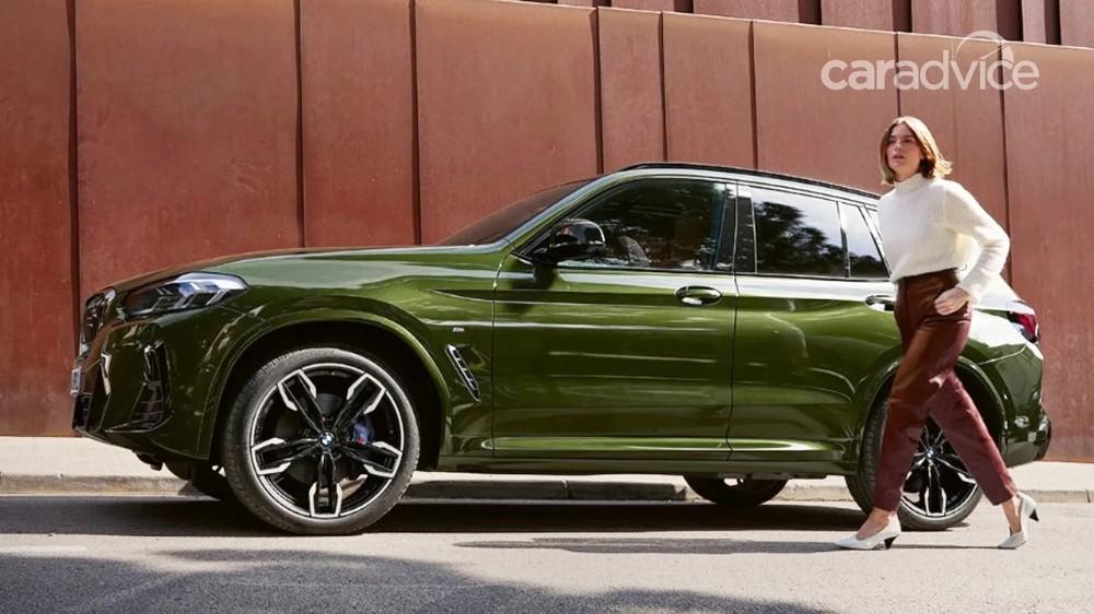 BMW X3 2022 sẽ ra mắt vào giữa năm nay