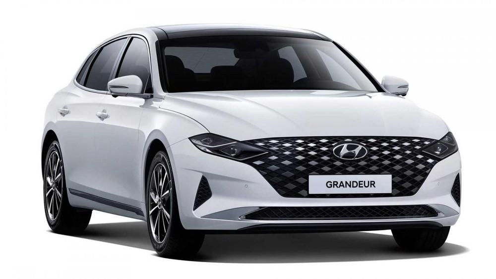 Hyundai Grandeur Le Blanc 2021 ra mắt thị trường Hàn Quốc