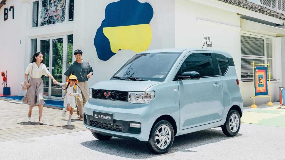 Wuling Hongguang Mini EV là mẫu ô tô điện bán chạy nhất tại Trung Quốc và bán chạy thứ 2 thế giới trong năm 2020