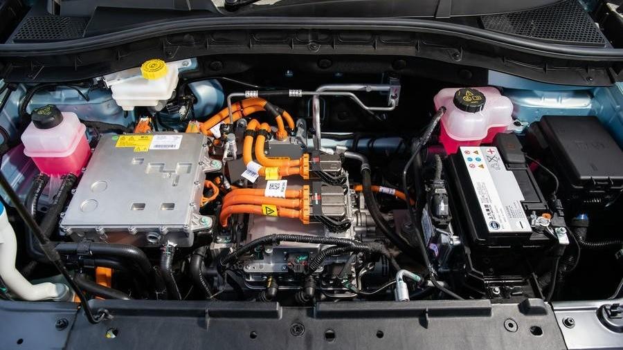 Hệ thống điện xe ô tô điện