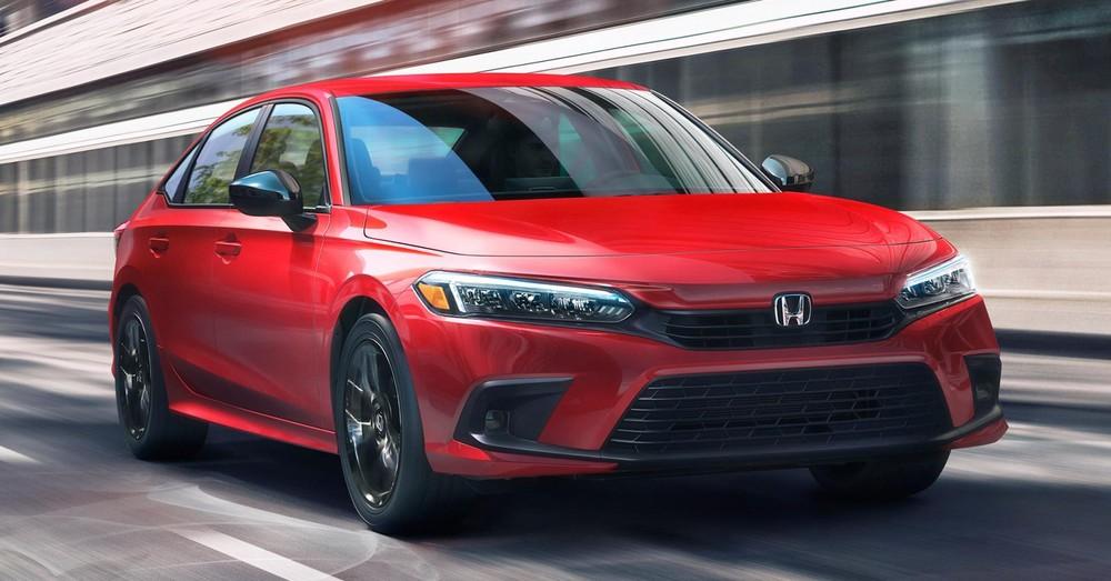 Honda Civic 2022 được áp dụng phong cách thiết kế mới, theo phong cách thanh lịch hơn