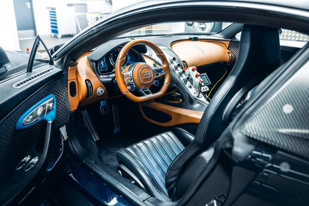 Nội thất bên trong chiếc Bugatti Chiron 4-005