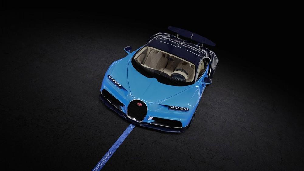 Siêu xe Bugatti Chiron được cho sắp về nước