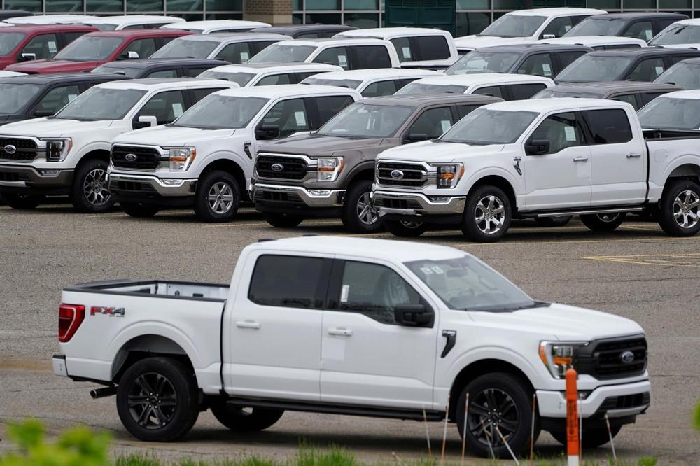 Bãi xe Ford