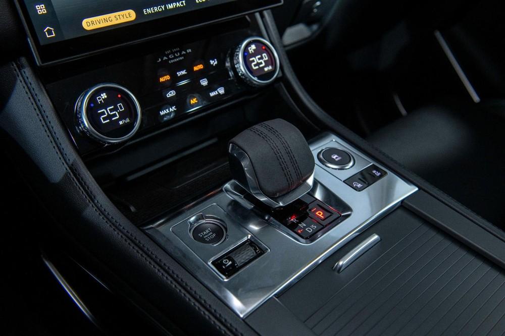 Giá xe Jaguar F Pace