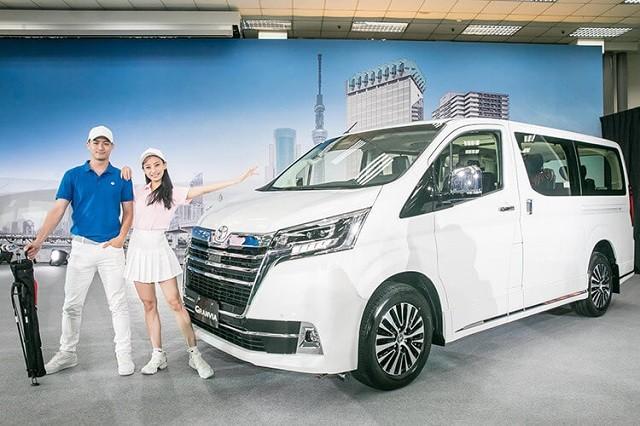 Giá xe Toyota Granvia mới khởi điểm từ 3,072 tỷ đồng