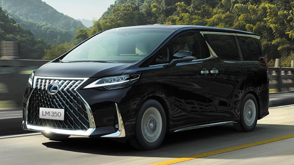 Dự kiến, Lexus LM 350 2021 sẽ có mặt tại các đại lý chính hãng từ tháng 8 tới đây.