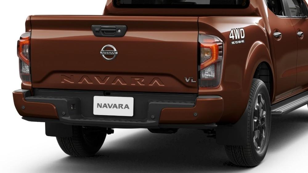 """Đèn hậu phía sau xe có thiết kế mới với giao diện chữ """"C"""" bên trong."""