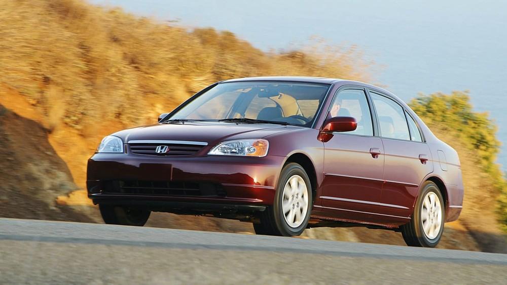 Honda Civic thế hệ thứ 7