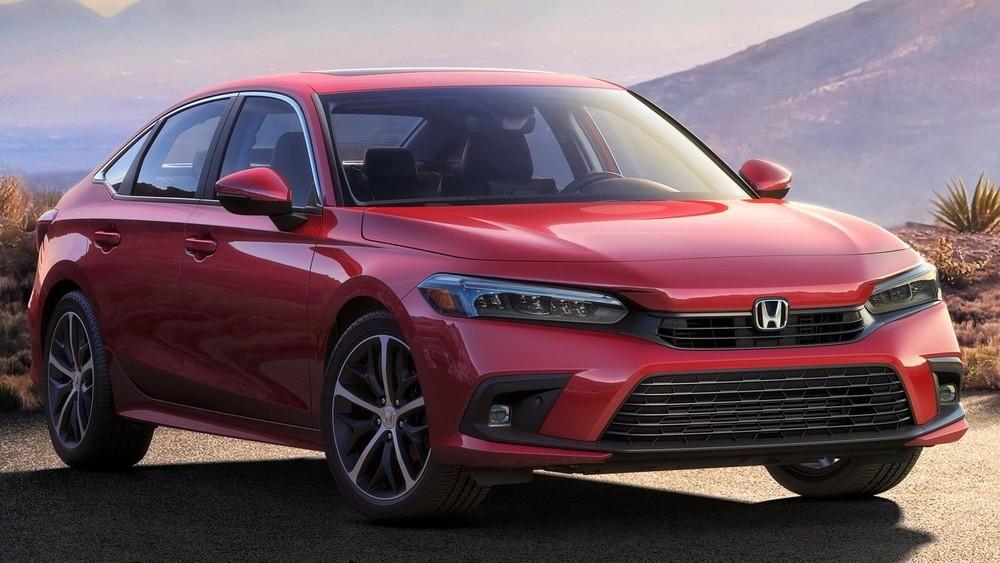 Honda Civic thế hệ thứ 11