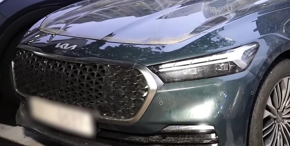 Kia K9 2021 dự kiến dùng động cơ như trước