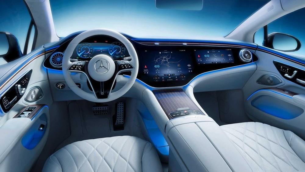 Các trang bị tiện nghi cũng làm tăng trọng lượng của ô tô hiện đại