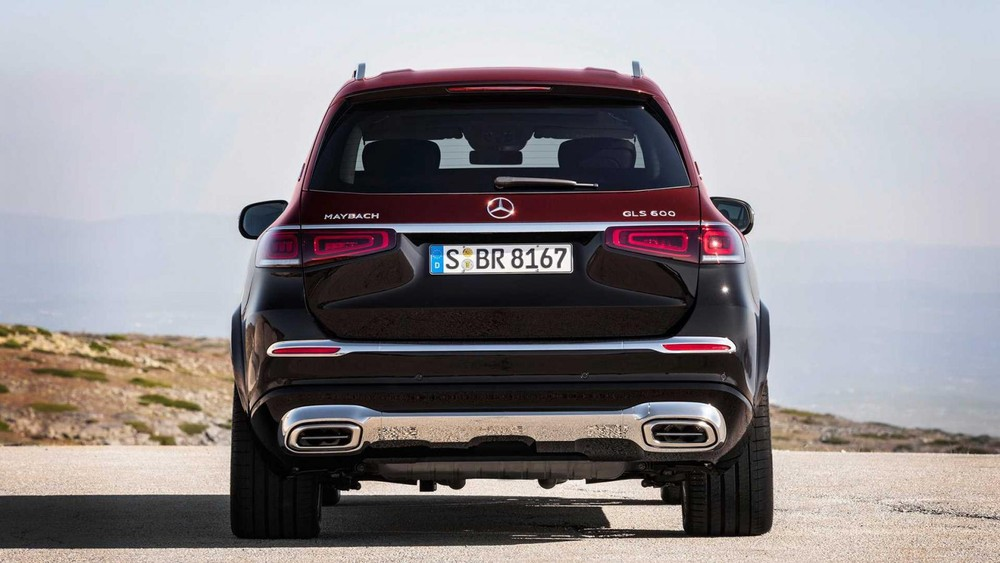 Mercedes-Maybach GLS 2021 dùng hệ truyền động mild hybrid mạnh mẽ và tiết kiệm nhiên liệu