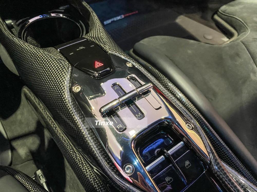 Siêu xe Ferrari SF90 Stradale có hộp số tự động ly hợp kép 8 cấp mới