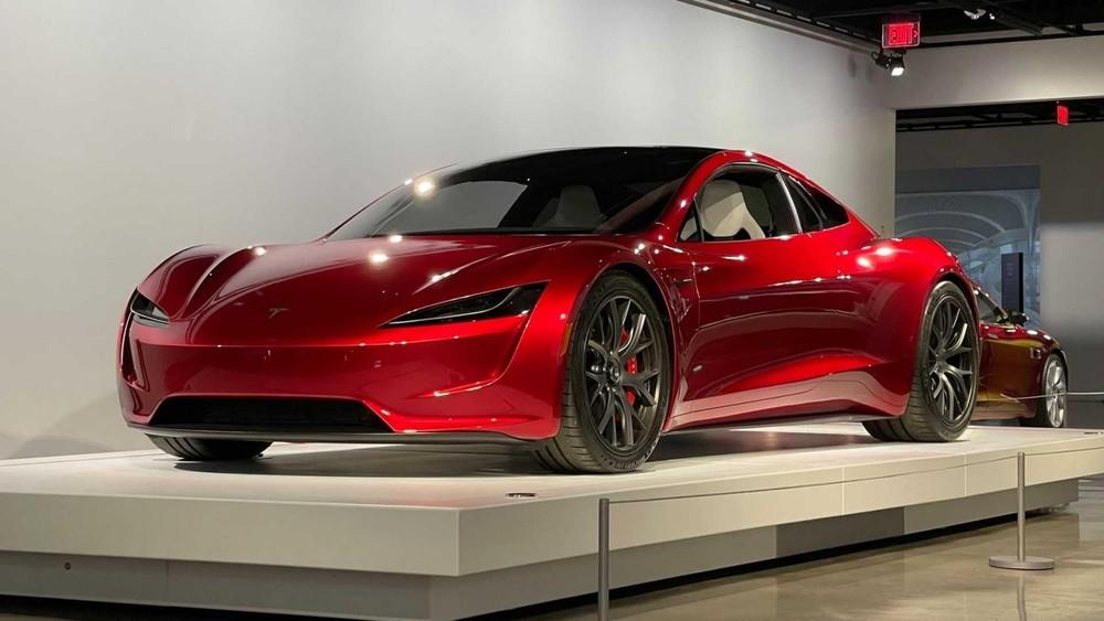 Hình ảnh nguyên mẫu Tesla Roadster mới