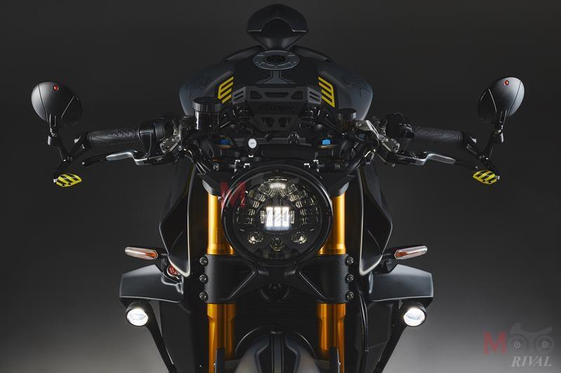 Mẫu Hyper Naked có thiết kế cực kỳ đặc biệt đến từ MV Agusta