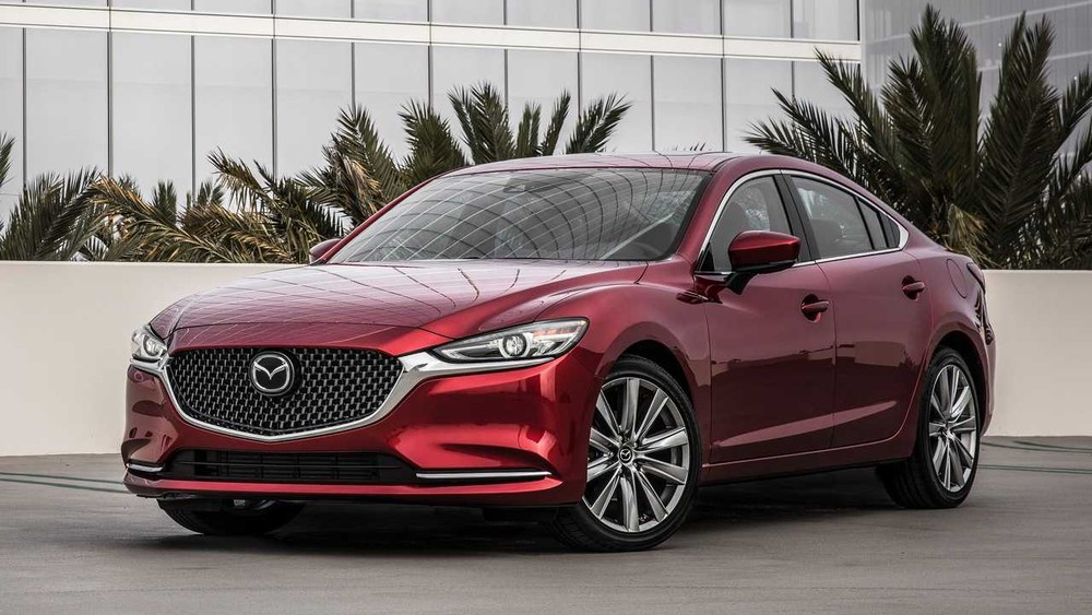 Mazda6 chịu chung số phận với  Mazda CX-3