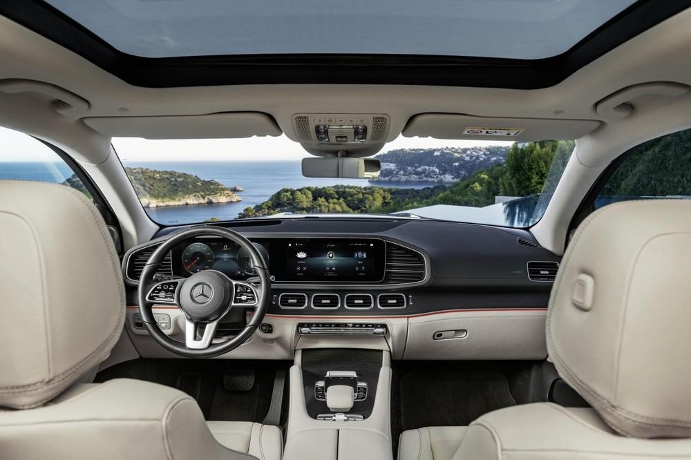 Giá xe Mercedes GLS