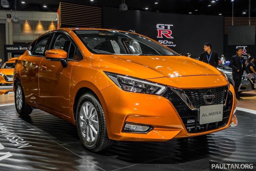 Đại lý lại mở cọc Nissan Almera 2021.