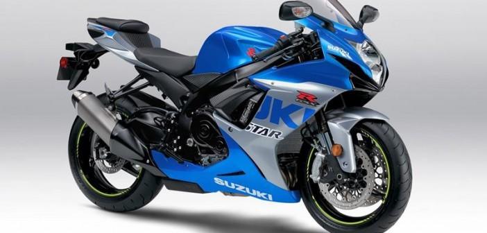 Suzuki GSX-R600 2021 phiên bản màu đặc biệt