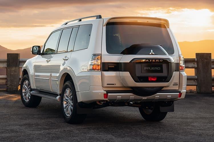 Mitsubishi Pajero Final Edition 2021 dùng động cơ giống bản thường