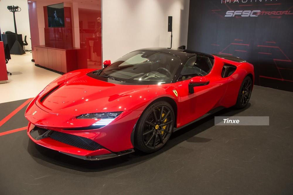 Ferrari SF90 Stradale có giá xuất xưởng hơn 11,5 tỷ đồng