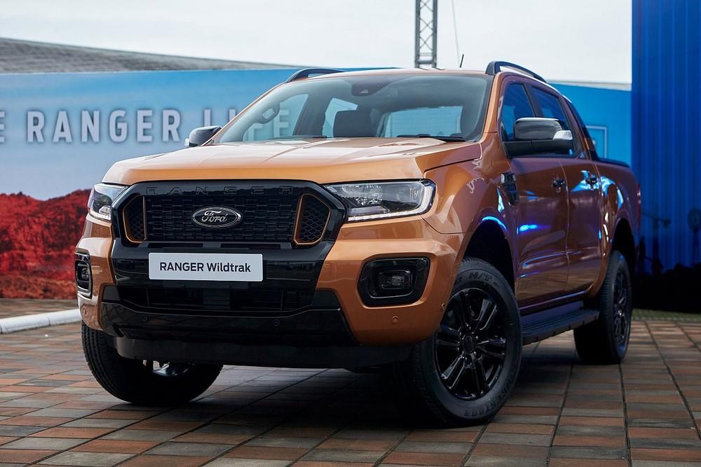 Vào tháng 4/2021, đại lý đã thông báo rằng lô Ford Ranger nhập khẩu cuối cùng đã về hết.